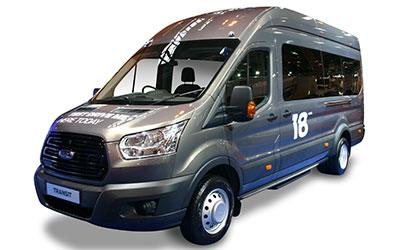 FORD Transit / 2016 / 4P / Trasporto Persone