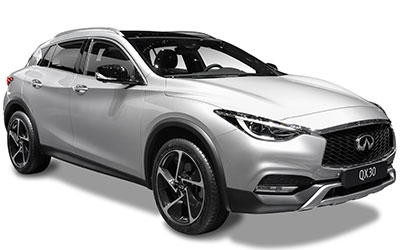 infiniti qx30 2016 5p suv 7dct awd executive arval. Black Bedroom Furniture Sets. Home Design Ideas