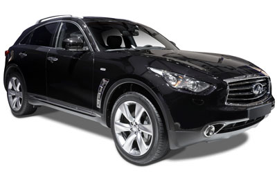 INFINITI QX70 / 2016 / 5P / SUV