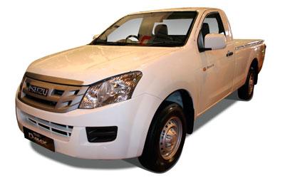 ISUZU D-MAX / 2015 / 2P / Pickup