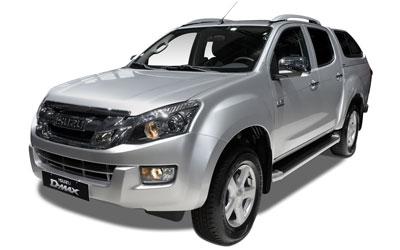 ISUZU D-MAX / 2015 / 4P / Pickup