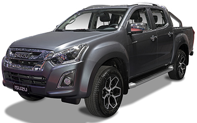 ISUZU D-MAX / 2017 / 4P / Pickup 1.9 Space Satellite 4x4
