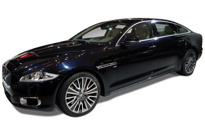 JAGUAR XJ / 2009 / 4P / Berlina 3.0 D V6 LUXURY
