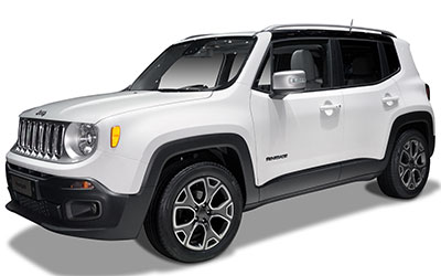 JEEP Renegade / 2017 / 5P / SUV