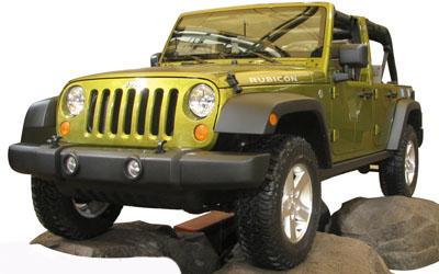 JEEP Wrangler / 2007 / 4P / SUV