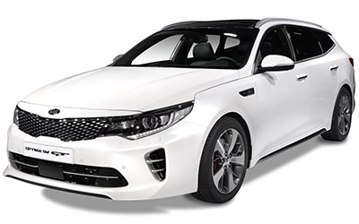 KIA Optima / 2016 / 5P / Station wagon 1.7 CRDI ISG 104KW Business Class SW