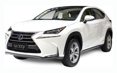LEXUS NX / 2015 / 5P / SUV