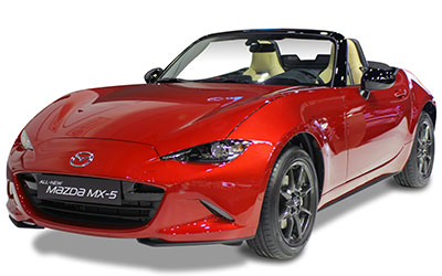 MAZDA MX-5 / 2P / Cabriolet 1.5L Skyactive-G 132cv ST Exceed