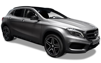 MERCEDES-BENZ Classe GLA / 2017 / 5P / Crossover