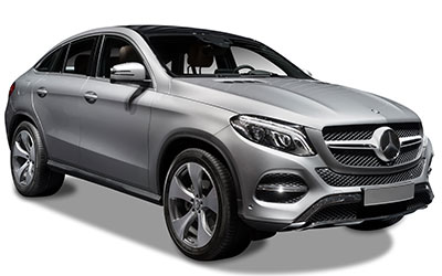 MERCEDES-BENZ GLE Coupé / 2015 / 5P / SUV GLE 350 d 4MATIC Coupé Sport