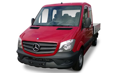 MERCEDES-BENZ Sprinter / 2013 / 2P / Cassone rib.lat.