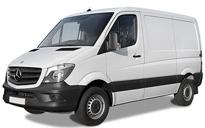 MERCEDES-BENZ Sprinter / 2016 / 4P / Furgone