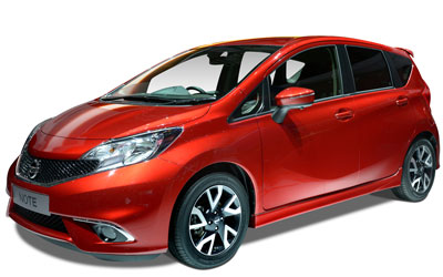 NISSAN Note / 2015 / 5P / Berlina