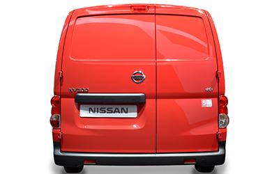 NISSAN NV200 / 2009 / 4P / Furgone