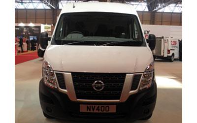 NISSAN NV400 / 2011 / 4P / Trasporto Persone