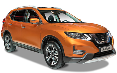 nissan x trail 2017 5p crossover 1 6 dci 130 2wd tekna arval. Black Bedroom Furniture Sets. Home Design Ideas