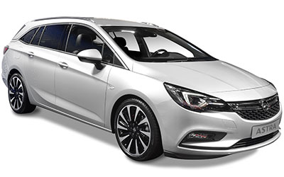 OPEL Astra / 2017 / 5P / Station wagon