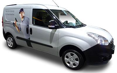 OPEL Combo / 2012 / 4P / Vett. furgonata
