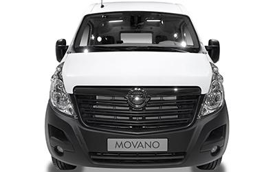 OPEL Movano / 2010 / 2P / Cassone ribalt.