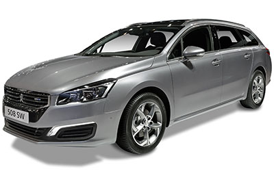 PEUGEOT 508 / 2017 / 5P / Station wagon