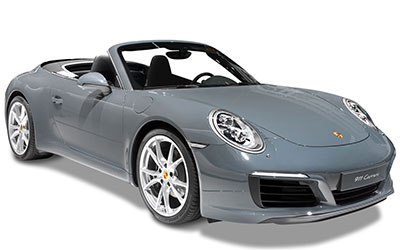 PORSCHE 911 / 2017 / 2P / Cabriolet