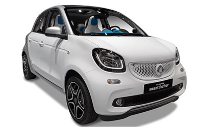 SMART forfour / 2014 / 5P / Berlina