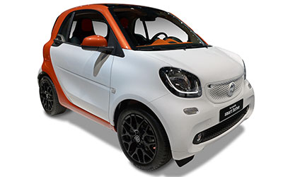 SMART fortwo coup� / 2017 / 3P / Coupe