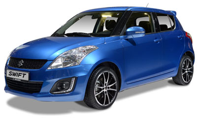 SUZUKI Swift / 2010 / 5P / Berlina