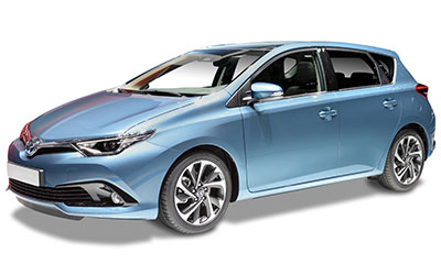 TOYOTA Auris / 2016 / 5P / Berlina