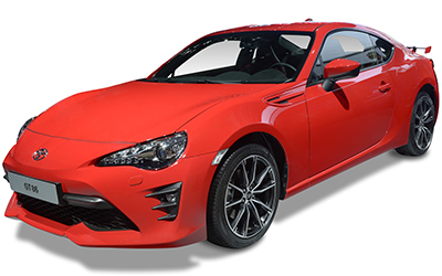 TOYOTA GT86 / 2017 / 2P / Coupe