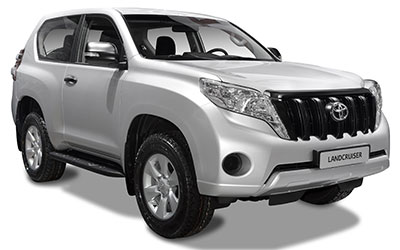 TOYOTA Land Cruiser / 2016 / 3P / SUV