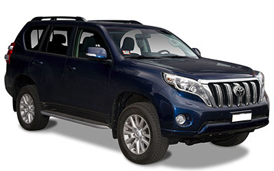TOYOTA Land Cruiser / 2013 / 5P / SUV