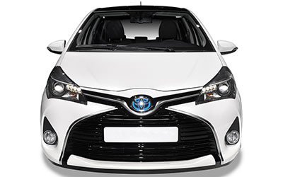 TOYOTA Yaris / 2014 / 3P / Berlina