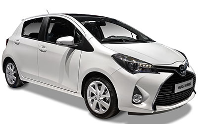TOYOTA Yaris / 2016 / 5P / Berlina
