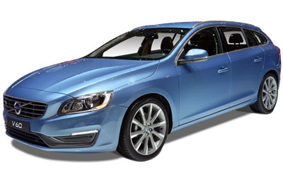 VOLVO V60 / 2017 / 5P / Station wagon