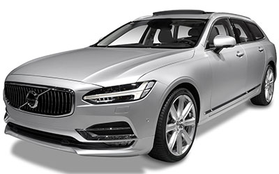 VOLVO V90 / 2018 / 5P / Station wagon