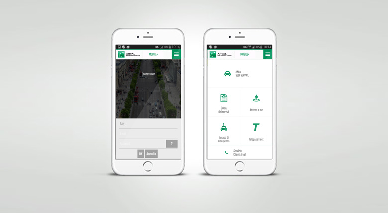 App Arval Mobile +
