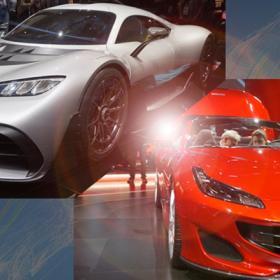 Salone di Francoforte 2017: Ferrari contro Mercedes non finisce mai